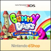 Gummy Bears Mini Golf Nintendo 3DS