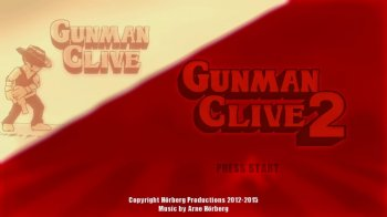 Gunman Clive HD Collection ha vendido 9.000 unidades en Wii U