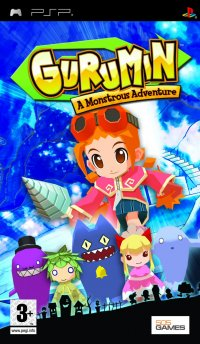 Gurumin: A Monstrous Adventure PSP