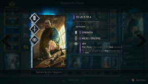 El imperio nilfgaardiano pone rumbo a GWENT: The Witcher Card Game