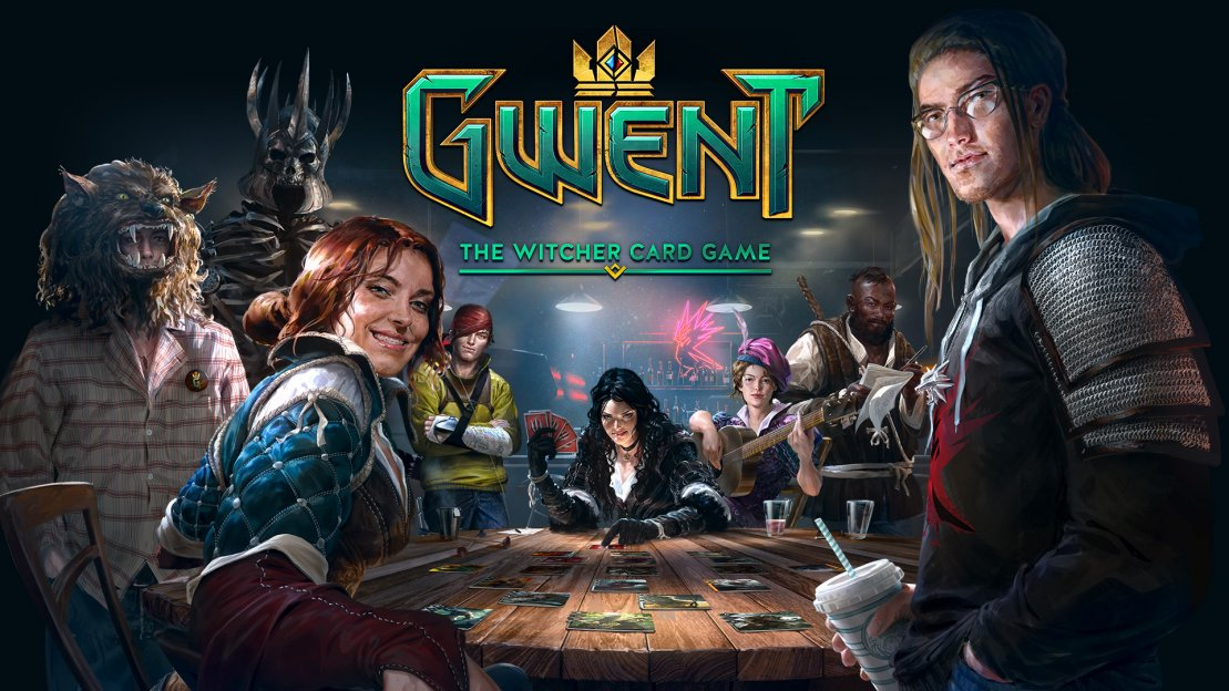 Gwent: The Witcher Cart Game