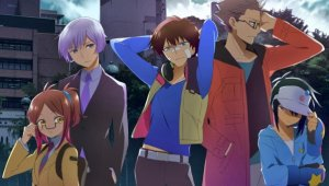 Hamatora: Look at Smoking World anunciado para 3DS