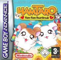 Hamtaro: Ham-Ham Heartbreak Game Boy Advance