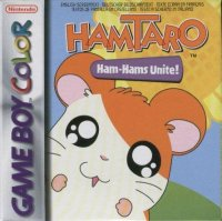 Hamtaro: Ham-Hams Unite! Game Boy Color