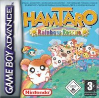 Hamtaro: Rainbow Rescue Game Boy Advance