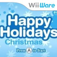 Happy Holidays: Christmas Wii