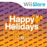Happy Holidays: Halloween Wii