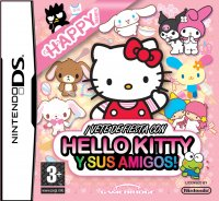 Happy Party with Hello Kitty and Friends Nintendo DS