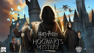 Harry Potter: Hogwarts Mystery, ya disponible en iOS y Android