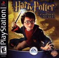 Harry Potter y la Cámara de los Secretos Playstation