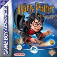 Harry Potter y la Piedra Filosofal Game Boy Advance