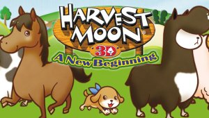 'Harvest Moon: A New Beginning' confirmado para Europa