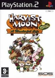 Harvest Moon: A wonderful life Playstation 2