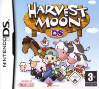 Harvest Moon DS Nintendo DS