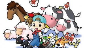 Anunciado un nuevo y customizable Harvest Moon para 3DS