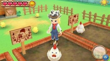 Vídeos y detalles de Harvest Moon: First Earth