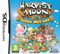 Harvest Moon: Sunshine Islands Nintendo DS