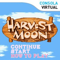 Harvest Moon Nintendo 3DS
