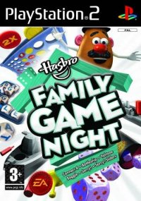 Hasbro Family Game Night Playstation 2