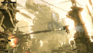 Video gameplay del prometedor 'Hawken' para XBLA