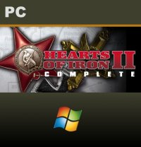 Hearts of Iron 2 Complete PC