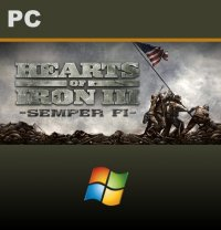 Hearts of Iron III: Semper Fi PC
