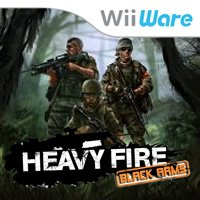 Heavy Fire: Black Arms Wii