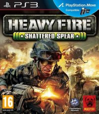 Heavy Fire: Shattered Spear PS3