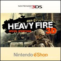 Heavy Fire: Special Operations 3D Nintendo 3DS