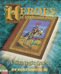 Heroes of Might and Magic I PC