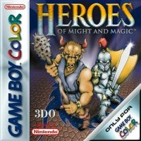 Heroes of Might and Magic I Game Boy Color