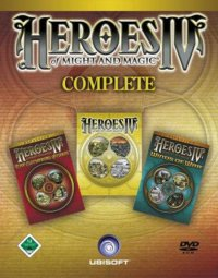 Heroes of Might and Magic IV Complete PC