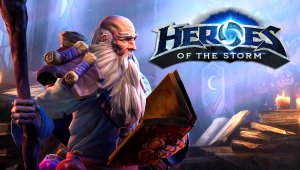 Deckard Caín ya está disponible en Heroes of the Storm