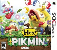Hey! Pikmin Nintendo 3DS