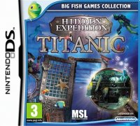 Hidden Expedition: Titanic Nintendo DS