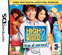 High School Musical Vive el Verano Nintendo DS