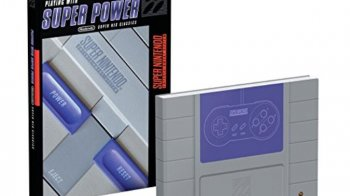 Prima Games publicará Playing With Super Power: Nintendo SNES Classics