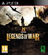 History: Legends of War PS3