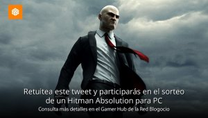 Gana un Hitman: Absolution para PC con un solo retweet