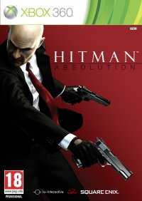 Hitman: Absolution Xbox 360