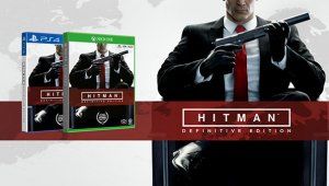 Hitman: Definitive Edition anunciado para PS4 y Xbox One