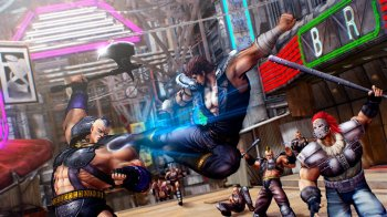 Fist of the North Star: Lost Paradise revela su carátula occidental