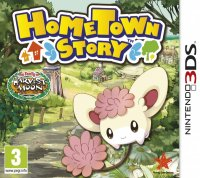 HomeTown Story Nintendo 3DS