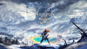 The Frozen Wilds es la única expansión de Horizon Zero Dawn