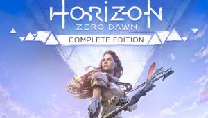 Horizon Zero Dawn: Complete Edition, ya disponible en PS4