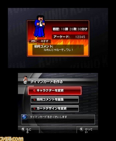 Hot Blooded Tough Guy Kunio-Kun Special