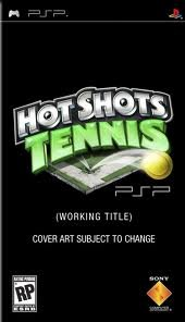 Hot Shots Tennis Portable PSP