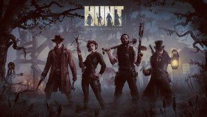HUNT: Horrors of the Gilded Age, desarrollado por Crytek, sigue con vida