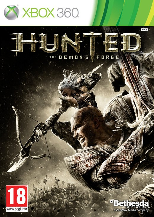 Hunted: Demons Forge
