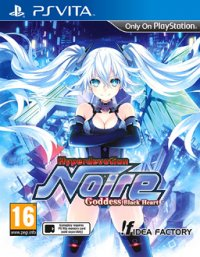 Hyperdevotion Noire: Goddess Black Heart PS Vita